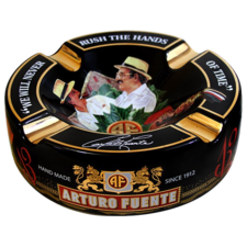 Ashtray Fuente Black Journey Through Time